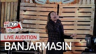 AFTER SUNDAY - DOMINO (Jessie J) - LIVE BANJARMASIN - MLD Jazz Wanted 2018
