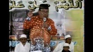 Part 1. KH  SUPANDI - Maulid Nabi Muhammad SAW 2016 Kradenan Grobogan