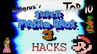Top 10 Super Mario Bros. 3 HACKS