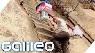 Die steilste Treppe der Welt   Galileo