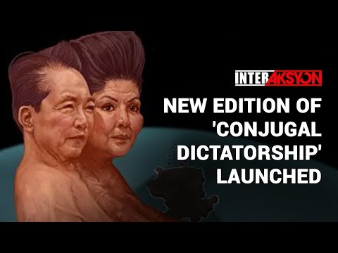 New edition of 'Conjugal Dictatorship' launched