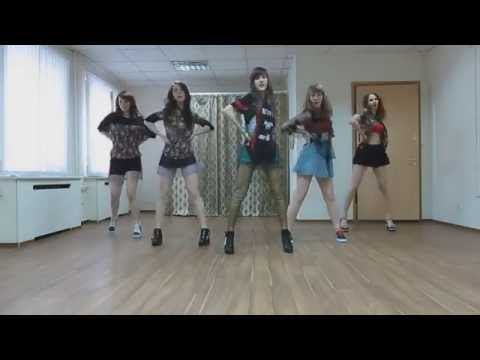 (K-POP COVER DANCE) 4MINUTE - Whatcha Doin' Today dance cover by D'QueeZ