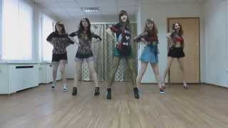 K POP COVER DANCE 4MINUTE Whatcha Doin Today dance cover by D QueeZ