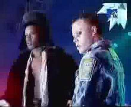 The Prodigy - Smack My Bitch Up Live  Red Square Moscow video