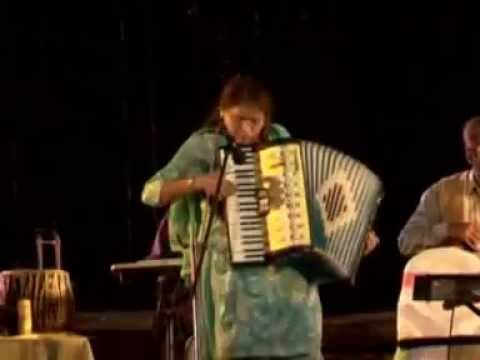 Come September Played by Shanoli with her Piano Accordion