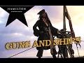 Pirates Of The Caribbean Guns And Ships Hamilton Fanvid mp3