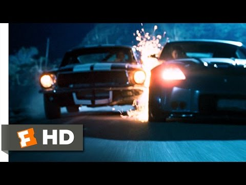 The Fast And The Furious: Tokyo Drift (10 12) Movie Clip - The Race Begins (2006) Hd video