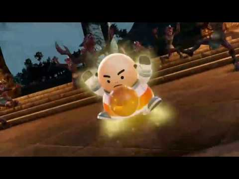 "【PS4/PSVita】『無双☆スターズ』""オプーナ""の参戦、バトル映像が公開"