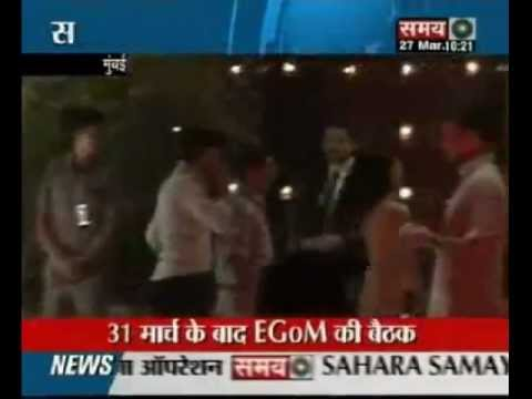 Mukesh Ambani hosts party for Sachin Tendulkar