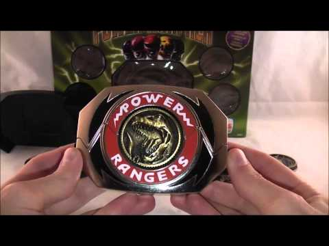 Legacy Power Morpher Review (Mighty Morphin Power Rangers)