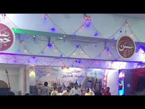 Eid-E-Ghadeer | Mehfil | Janab Bilal Kazmi | Mumbai