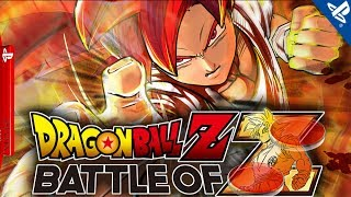 Dragon Ball Z BATTLE OF Z NUEVO TRAILER! ESTRENO