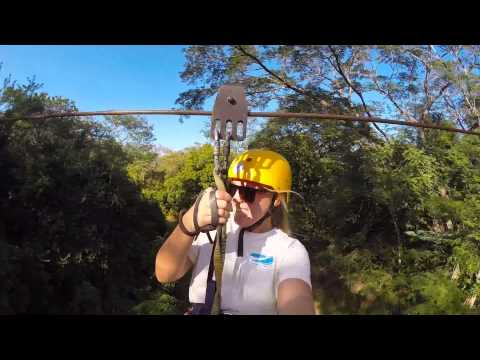 Let's Fly Costa Rica, Pinilla Canopy Tour with Raya