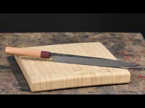 Sushi Knife Making An Iconic Kitchen Tool