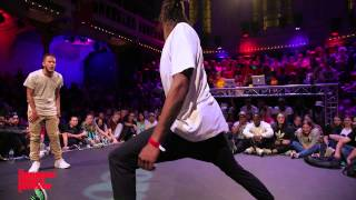 Waydi vs Kefton 2ND ROUND BATTLES Hiphop Forever - Summer Dance Forever 2015