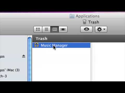 How to Uninstall Google Music Manager : How to Use iTunes