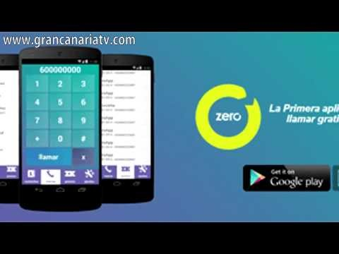 ZeroApp, aplicación para llamar gratis a todo el mundo
