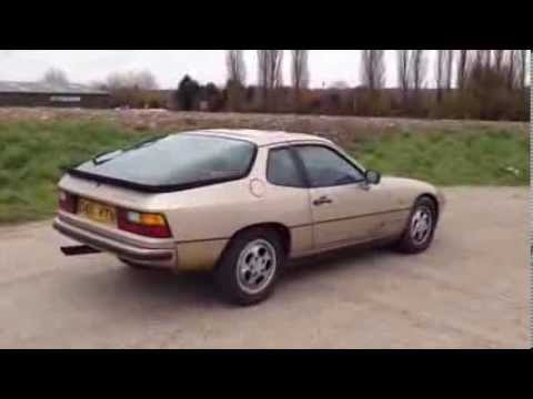 Porsche 924S review and walk around
