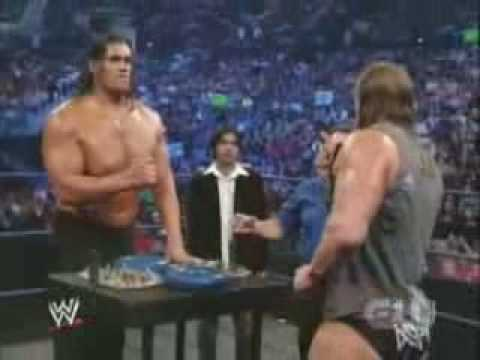 Triple H vs The Great Khali - Arm Wrestling Music Videos