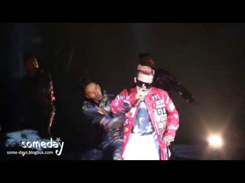 [someday] 2013.05.05 G-Dragon One of a Kind Concert @ BEIJING 미치GO + Heartbreaker