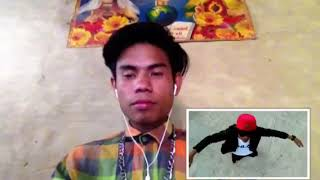MISS TRIPURA REACTION WITH UDAY REANG