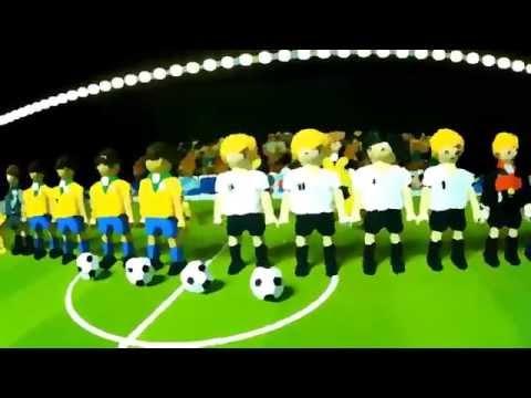 7 - 1 Germany Brazil 2014 Playmobil (REPLAY)