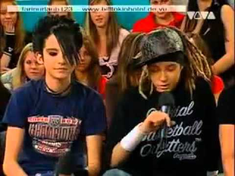 Tokio Hotel at Viva Live