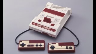 All Famicom Games - Every Nintendo Family Computer Game In One Video [WITH TITLES]