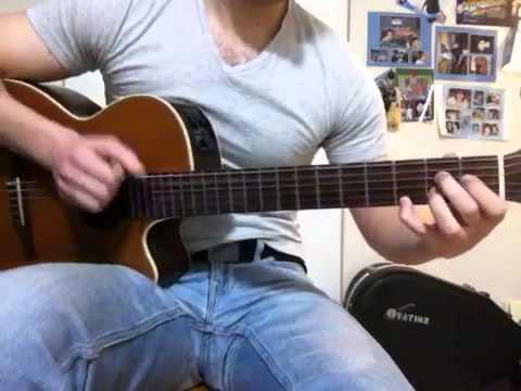 Давай с тобой поговорим (Митяев)- гитара