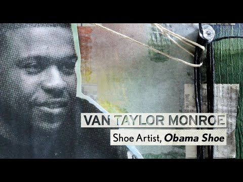 Roadtrip Nation Interviews Artist Van Taylor Monroe