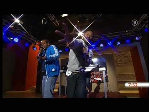 Madcon - Glow Live  Ard Morgenmagazin video