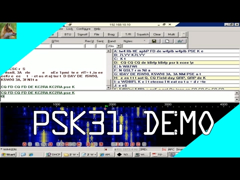 PSK31 Demo