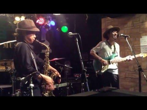 Foxy Lady jimi Hendrix cover cocoFunk Orchestra