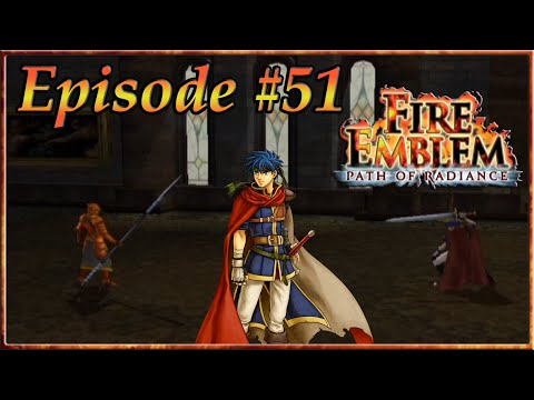 Fire Emblem: Path Of Radiance - Devdan's Recruitment, Stop The Thief!  - Episode 51