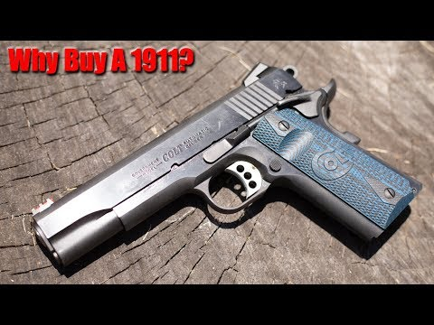 Why Buy A 1911? Is It Right For You?