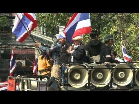 Bangkok 'shutdown' enters second week