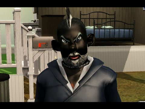 Introducing 'Bruce Bucklefart' - The Sims 3 - Episode 1