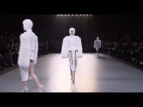 Nicola Formichetti Mugler FW 2012 Women's Fashion Film. Musical Director Ryuichi Sakamoto