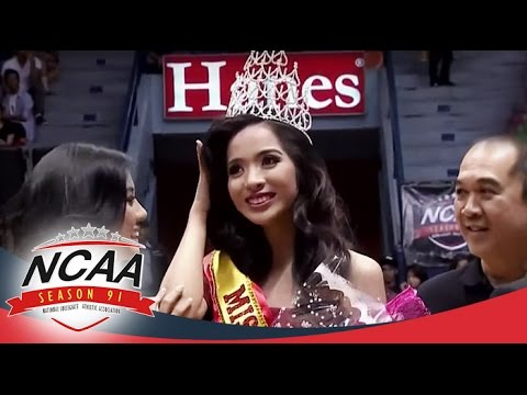 MISS NCAA SEASON 91 - August 21, 2015 Subscribe to ABS-CBN Sports And Action channel! - http://bit.ly/ABSCBNSports Visit our website at http://sports.abs-cbn.com Facebook: https://www.facebook.co...