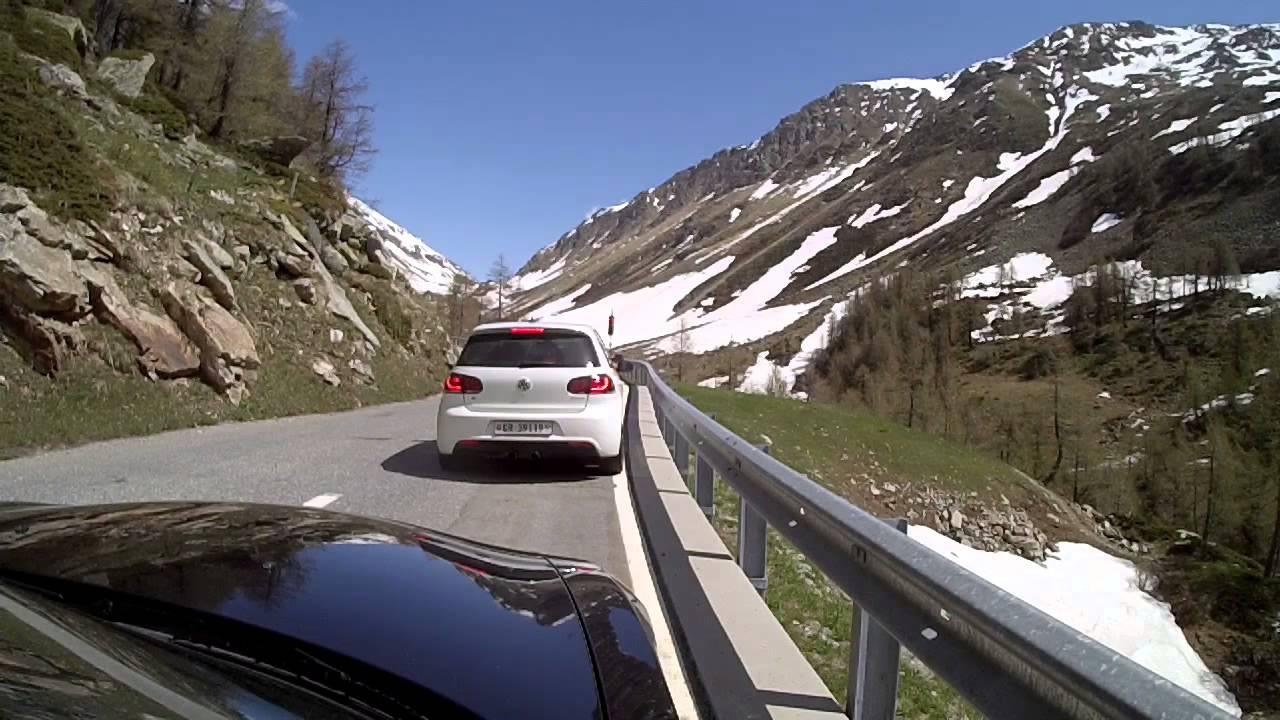 Bmw Z4 Coupe 3 0si Hospiz Berninapass Forcola Di Livigno