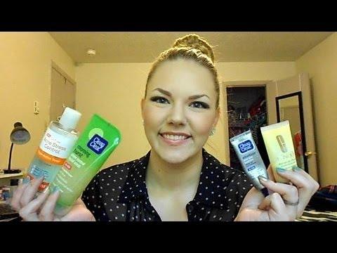 My Oily Acne Prone Skincare Routine