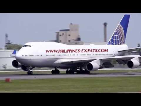 Philippines Expat Forum Plane Advertising