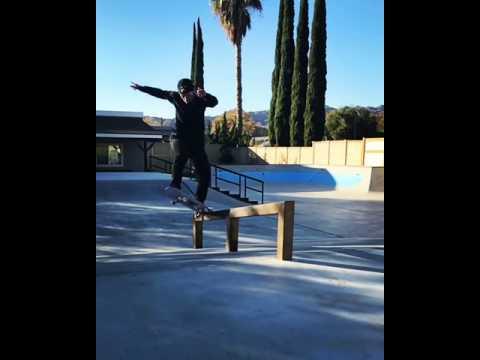 Banger from @shanejoneill   Shralpin Skateboarding