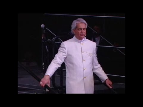 Benny Hinn Releasing Power On The People video