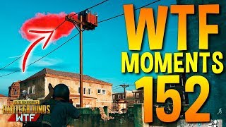 PUBG WTF Funny Moments Highlights Ep 152 (playerunknown's battlegrounds Plays)