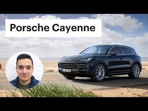 Новый Порш Кайен - что изменилось / Porsche Cayenne 2018