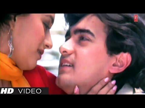 Humne Ghar Chhoda Hai Full Song   Dil Movie Songs in Gujarati...