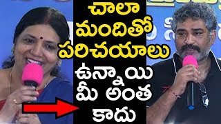 Jeevitha Rajashekar Speech At Telugu Cine Production Executive Union Press Meet