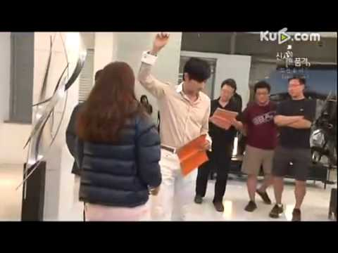 A Gentleman's Dignity [Seo Yi Soo & Kim Do Jin] - Behind the scene 2