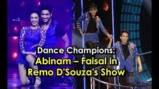 download lagu Dance Champions: Abigail-sanam And Faisal Joins Star Plus Show gratis